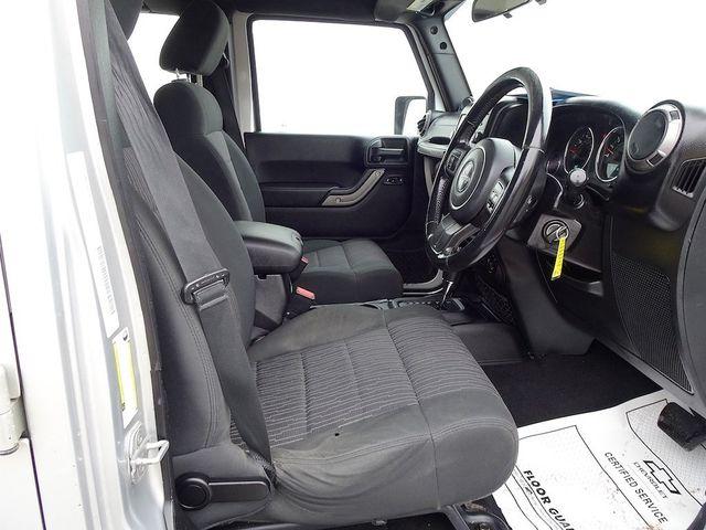 2011 Jeep Wrangler Unlimited Sport Madison, NC 25