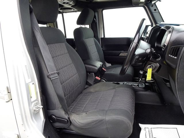 2011 Jeep Wrangler Unlimited Sport Madison, NC 26