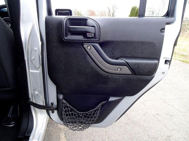 2011 Jeep Wrangler Unlimited Sport Madison, NC 27