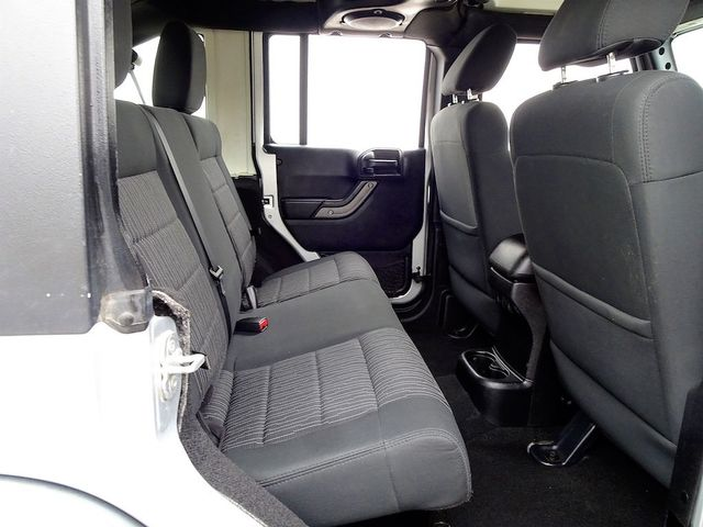 2011 Jeep Wrangler Unlimited Sport Madison, NC 28
