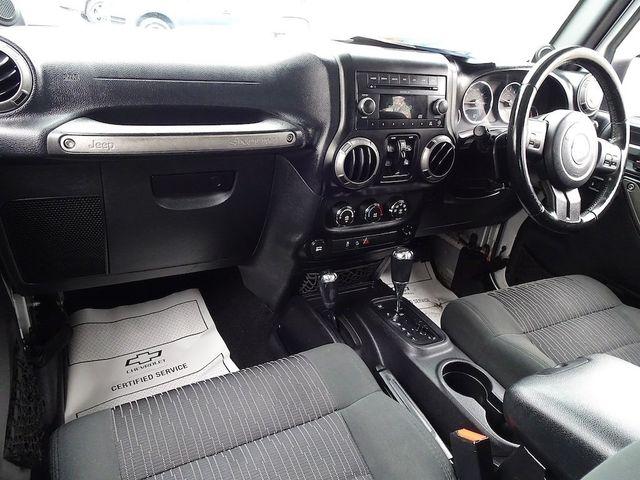 2011 Jeep Wrangler Unlimited Sport Madison, NC 35