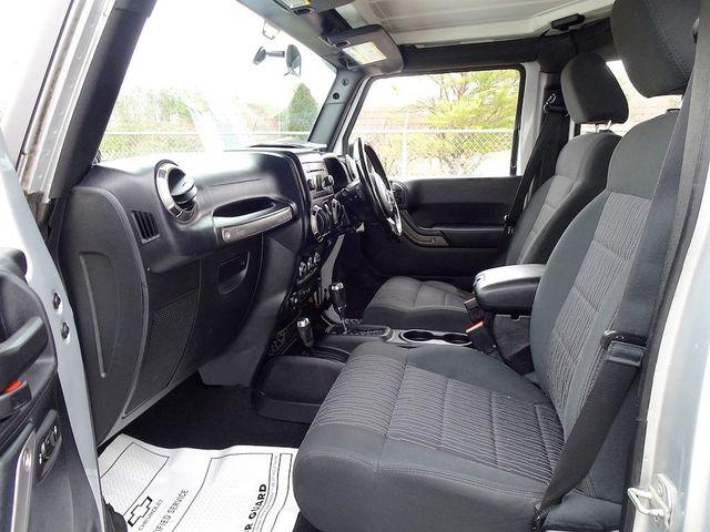 2011 Jeep Wrangler Unlimited Sport Madison, NC 38