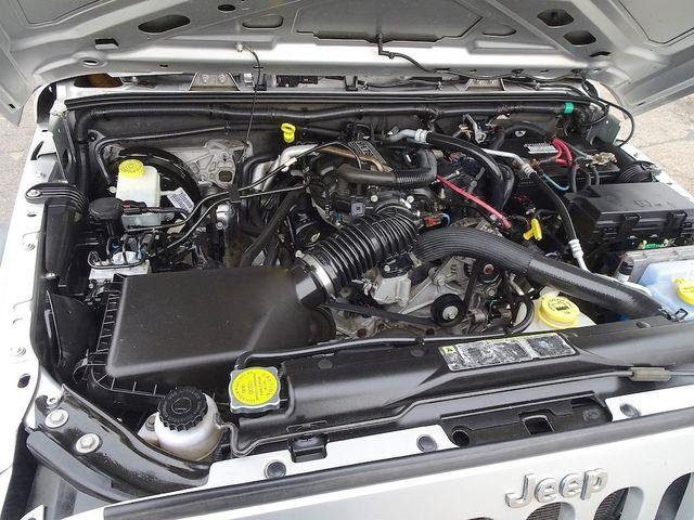 2011 Jeep Wrangler Unlimited Sport Madison, NC 42