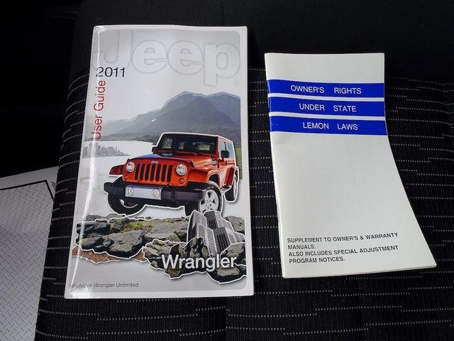 2011 Jeep Wrangler Unlimited Sport Madison, NC 45