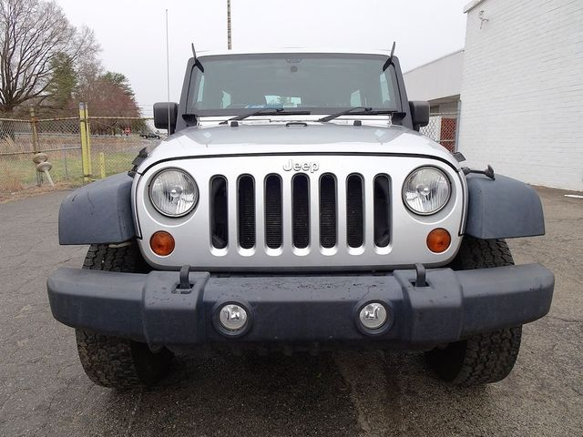 2011 Jeep Wrangler Unlimited Sport Madison, NC 7