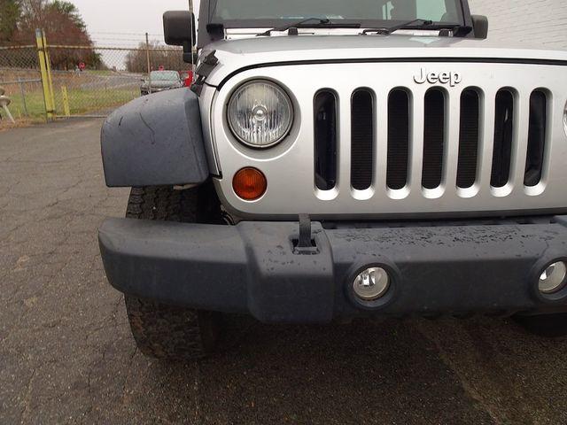 2011 Jeep Wrangler Unlimited Sport Madison, NC 8