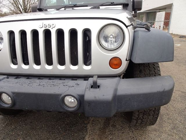 2011 Jeep Wrangler Unlimited Sport Madison, NC 9