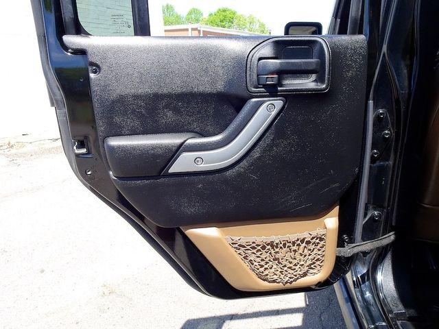2011 Jeep Wrangler Unlimited Rubicon Madison, NC 27