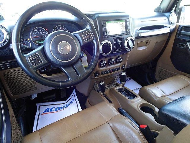 2011 Jeep Wrangler Unlimited Rubicon Madison, NC 36
