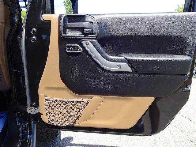 2011 Jeep Wrangler Unlimited Rubicon Madison, NC 38