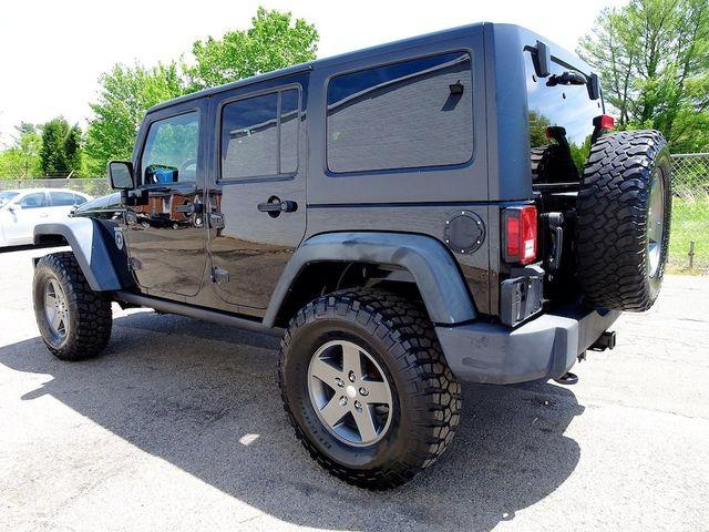 2011 Jeep Wrangler Unlimited Rubicon Madison, NC 4