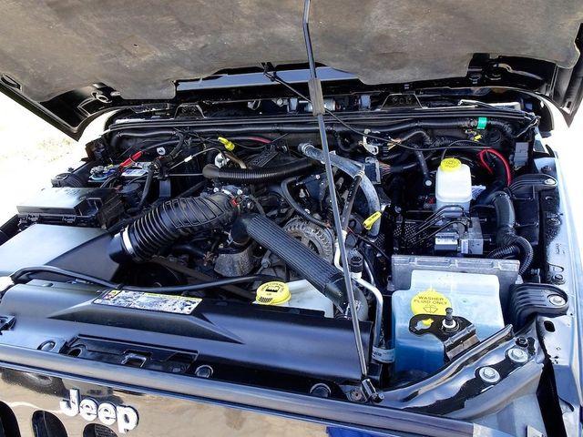 2011 Jeep Wrangler Unlimited Rubicon Madison, NC 44