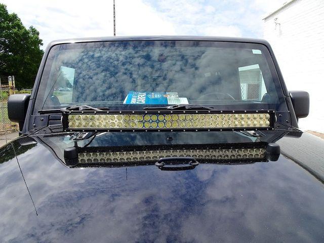 2011 Jeep Wrangler Unlimited Sahara Madison, NC 10