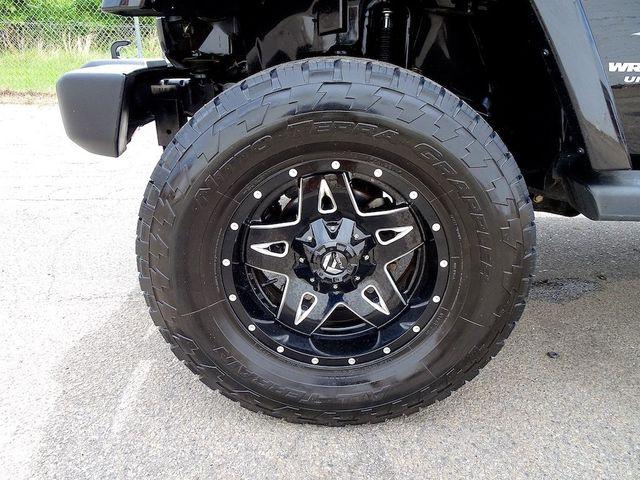 2011 Jeep Wrangler Unlimited Sahara Madison, NC 11