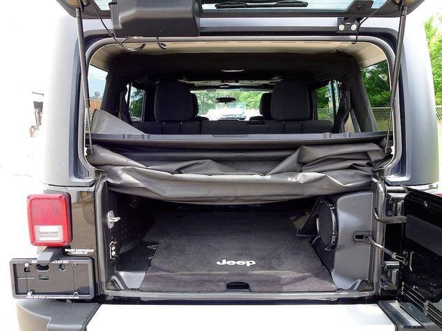 2011 Jeep Wrangler Unlimited Sahara Madison, NC 17