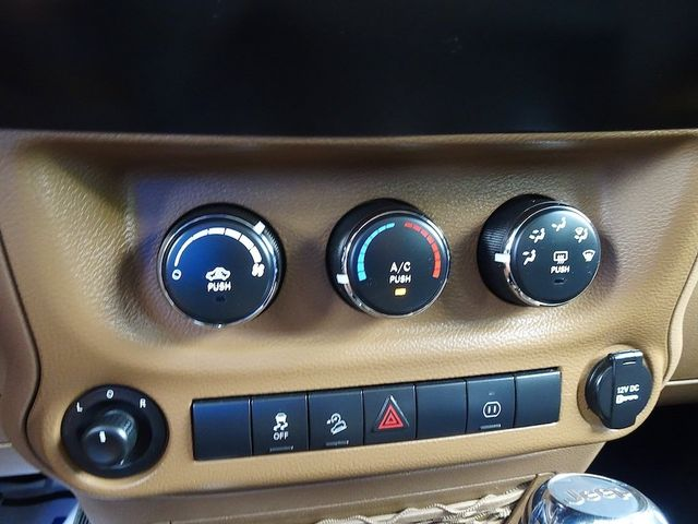 2011 Jeep Wrangler Unlimited Sahara Madison, NC 23
