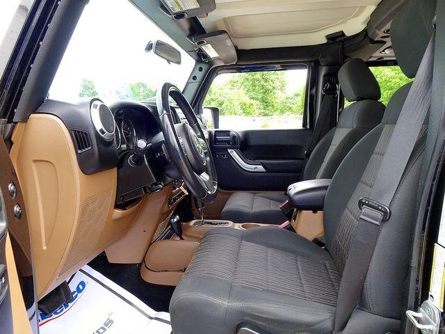 2011 Jeep Wrangler Unlimited Sahara Madison, NC 28