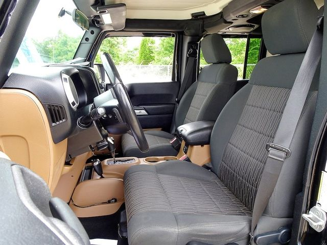 2011 Jeep Wrangler Unlimited Sahara Madison, NC 29