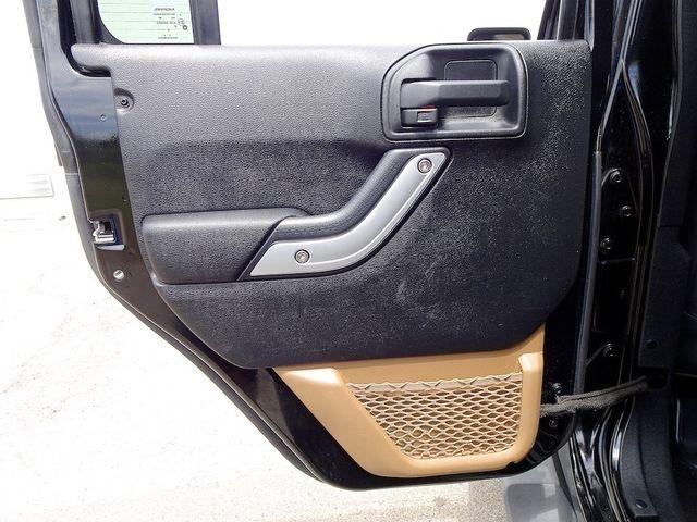 2011 Jeep Wrangler Unlimited Sahara Madison, NC 30