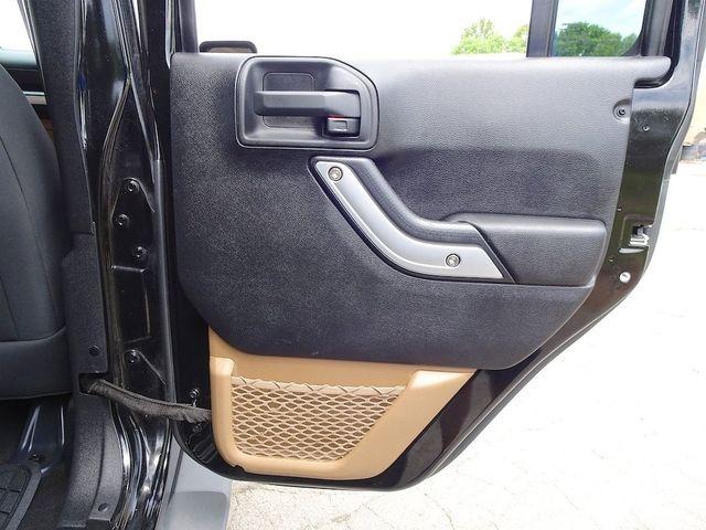 2011 Jeep Wrangler Unlimited Sahara Madison, NC 33