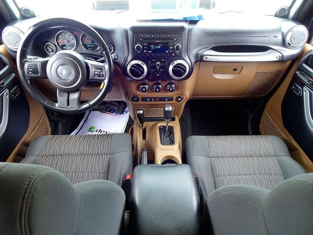 2011 Jeep Wrangler Unlimited Sahara Madison, NC 37