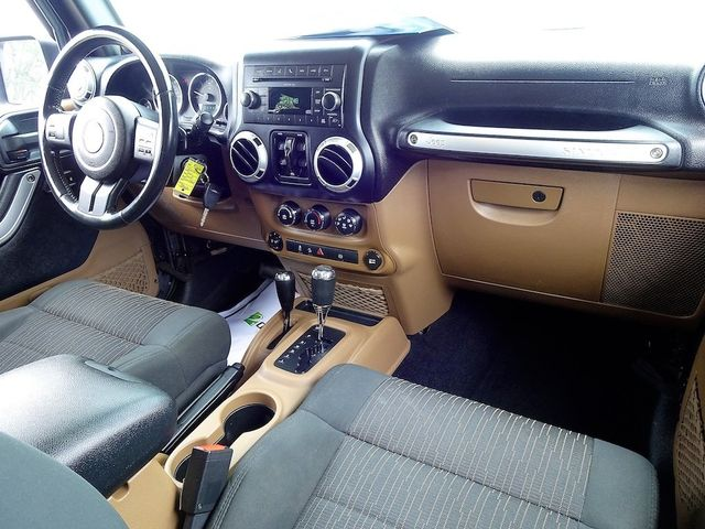 2011 Jeep Wrangler Unlimited Sahara Madison, NC 39
