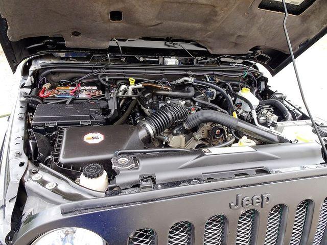 2011 Jeep Wrangler Unlimited Sahara Madison, NC 45