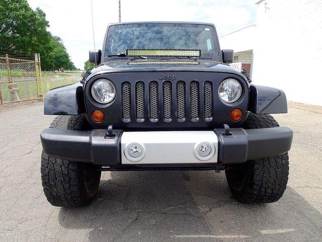 2011 Jeep Wrangler Unlimited Sahara Madison, NC 7
