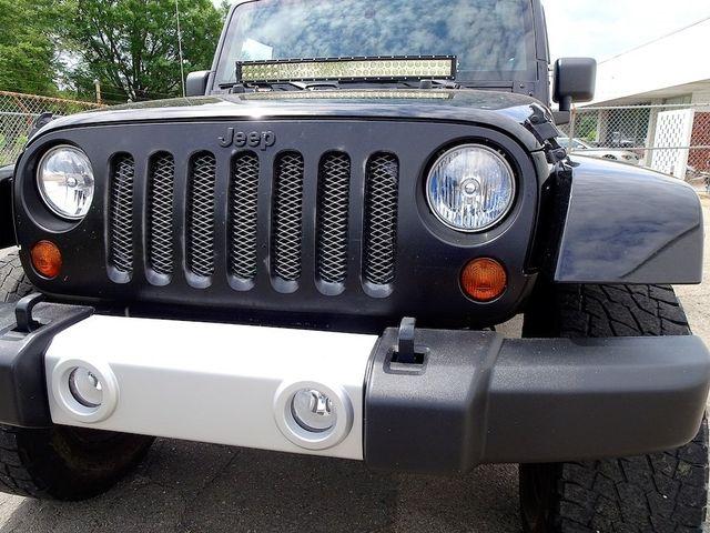 2011 Jeep Wrangler Unlimited Sahara Madison, NC 9