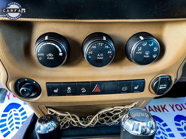 2011 Jeep Wrangler Unlimited Sahara Madison, NC 18