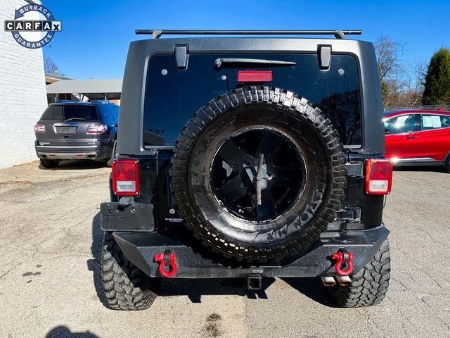 2011 Jeep Wrangler Unlimited Sahara Madison, NC 2