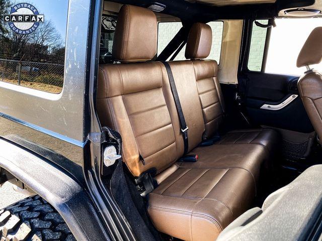 2011 Jeep Wrangler Unlimited Sahara Madison, NC 32