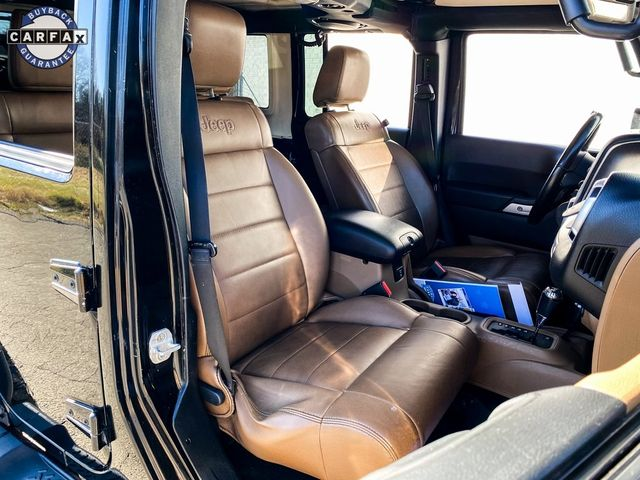 2011 Jeep Wrangler Unlimited Sahara Madison, NC 34