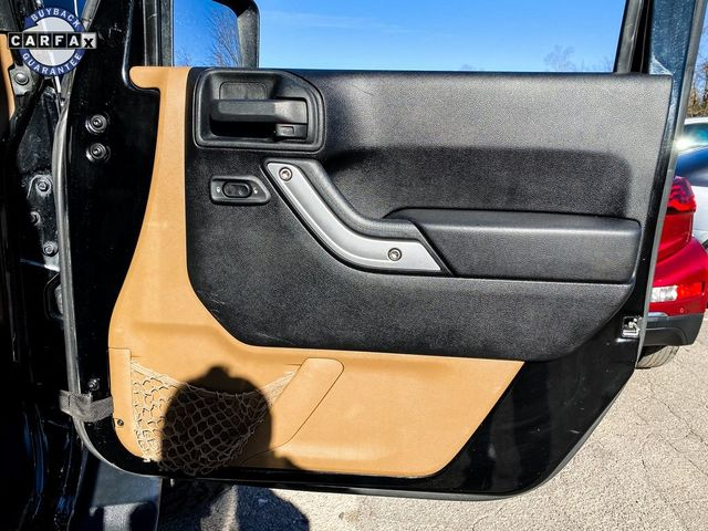 2011 Jeep Wrangler Unlimited Sahara Madison, NC 36