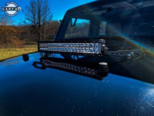 2011 Jeep Wrangler Unlimited Sahara Madison, NC 48