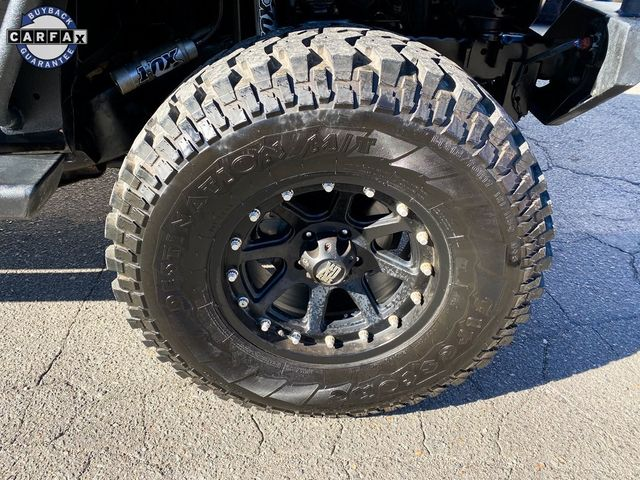 2011 Jeep Wrangler Unlimited Sahara Madison, NC 8