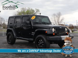 2011 Jeep Wrangler Unlimited in Maryville, TN
