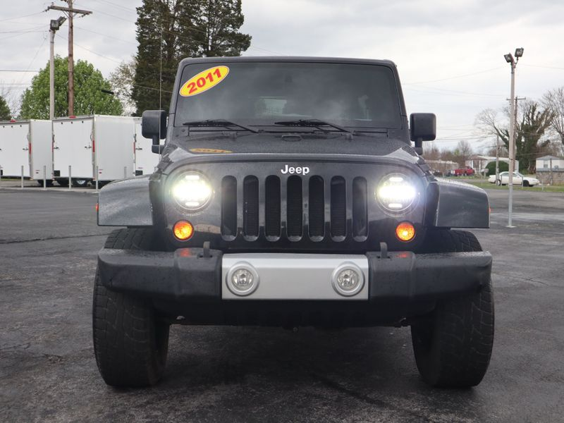 2011 Jeep Wrangler Unlimited Sahara  in Maryville, TN