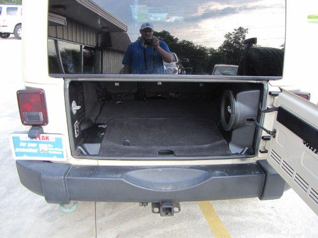 2011 Jeep Wrangler Unlimited Sahara in Medina, OHIO 44256
