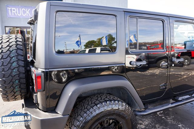2011 Jeep Wrangler Unlimited Rubicon in Memphis, Tennessee 38115