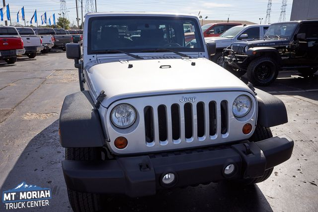 2011 Jeep Wrangler Unlimited Sport in Memphis, Tennessee 38115