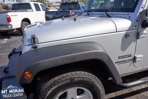 2011 Jeep Wrangler Unlimited Sport   Memphis, TN   Mt Moriah Truck Center in Memphis, TN