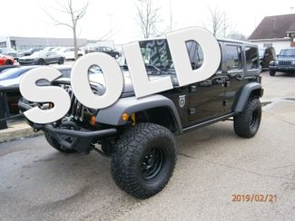 2011 Jeep Wrangler Unlimited Rubicon Call of Duty Black Ops Edition Memphis, Tennessee