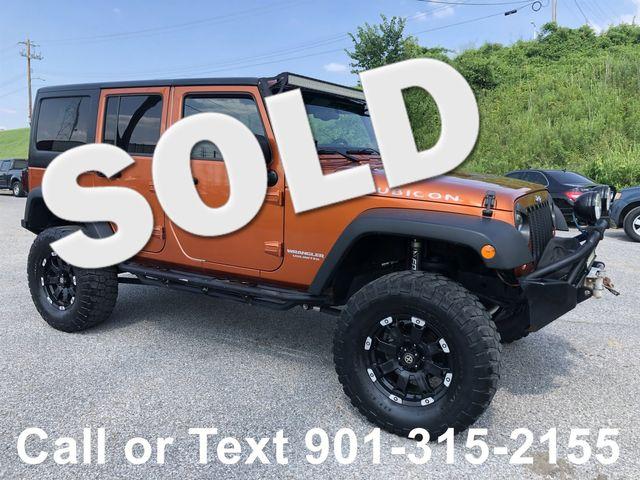 2011 Jeep Wrangler Unlimited Rubicon in Memphis, TN 38115