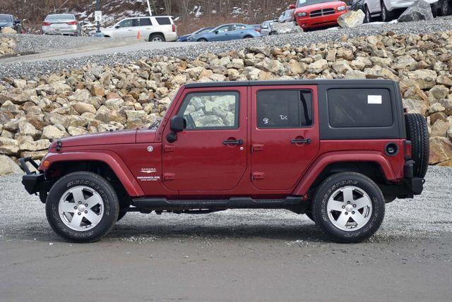 2011 Jeep Wrangler Unlimited Sahara Naugatuck, Connecticut 1