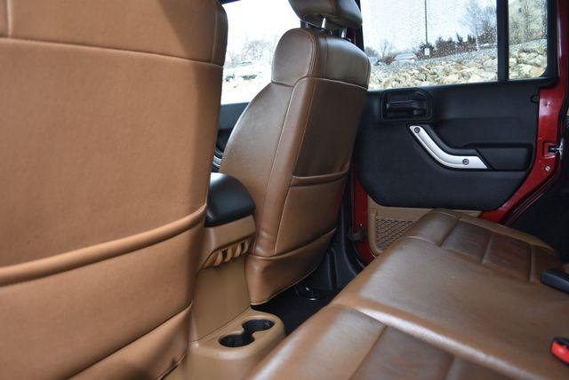 2011 Jeep Wrangler Unlimited Sahara Naugatuck, Connecticut 11