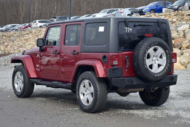 2011 Jeep Wrangler Unlimited Sahara Naugatuck, Connecticut 2