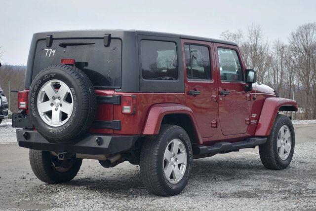 2011 Jeep Wrangler Unlimited Sahara Naugatuck, Connecticut 4
