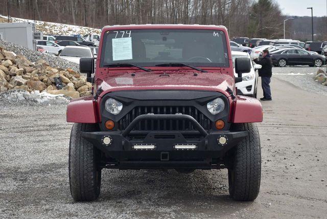 2011 Jeep Wrangler Unlimited Sahara Naugatuck, Connecticut 7