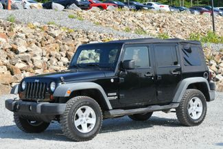 2011 Jeep Wrangler Unlimited Sport Naugatuck, Connecticut